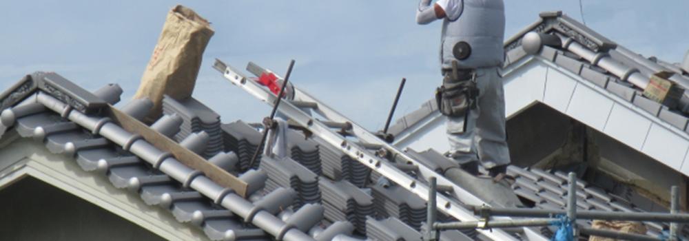 設置する屋根の素材・材料ごとによって費用も変わる瓦葺き替え