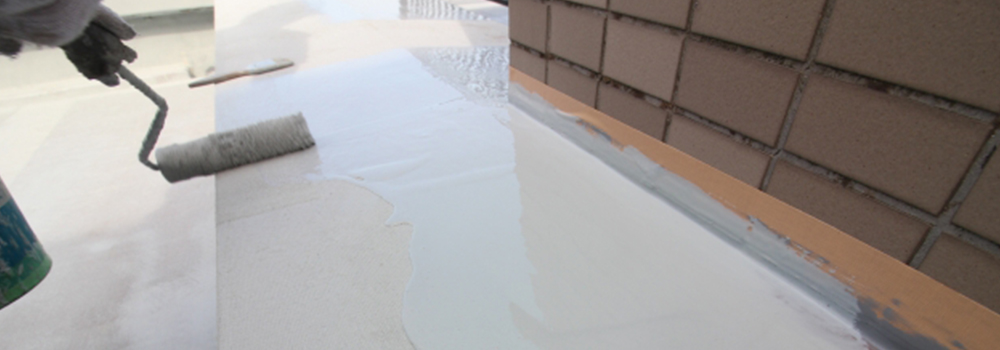 防水箇所も年数の経過によって劣化すれば防水工事が必要
