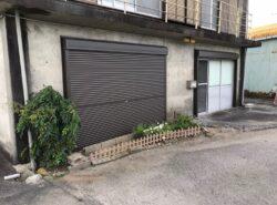 【施工事例】災害対策!シャッター式雨戸の設置リフォーム