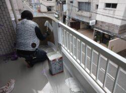 【施工事例】ベランダの補修工事〜災害に備えよう〜