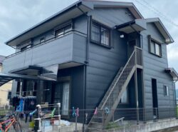 【施工事例】外壁塗装でおうちをイメージチェンジ!